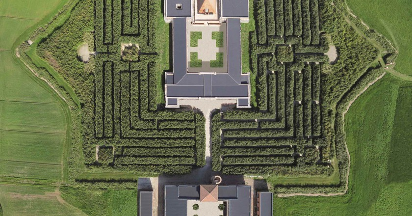 Masone Labyrinth | © Fondazione Franco Maria Ricci