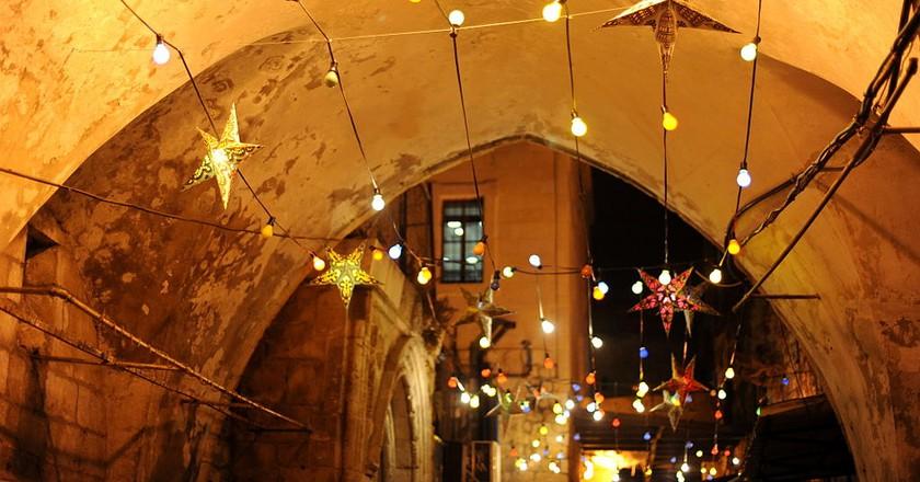 Ramadan Decorations | © Guillaume Paumier/Wikimedia Commons