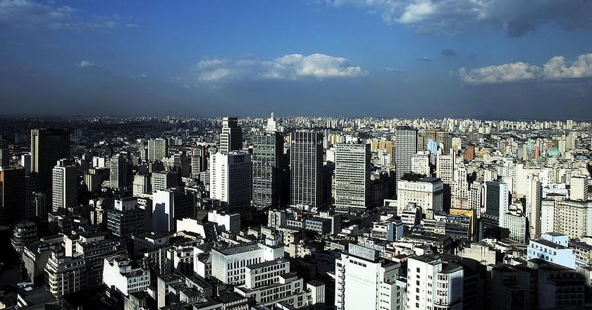Sao Paulo city | © Gustavo Gomes/WikiCommons