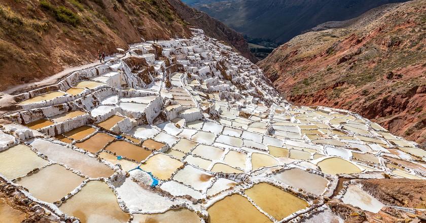 Salt ponds of Maras ©Guy Vindigni/Flickr