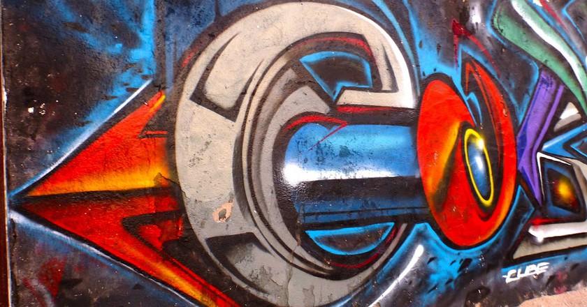 Graffiti Art In Bali Thomas Timien Flickr