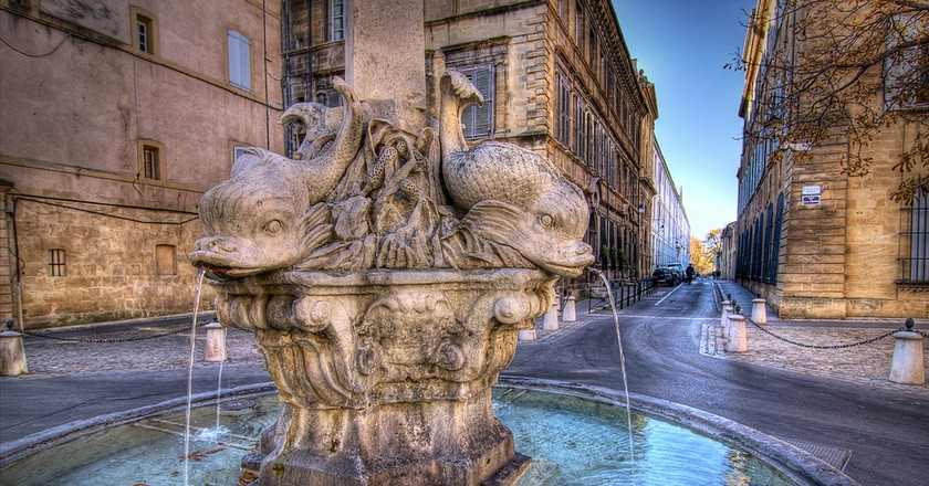 Aix-en-Provence is a wonderful place to spend 48 hours | © Salva Barbera/Flickr