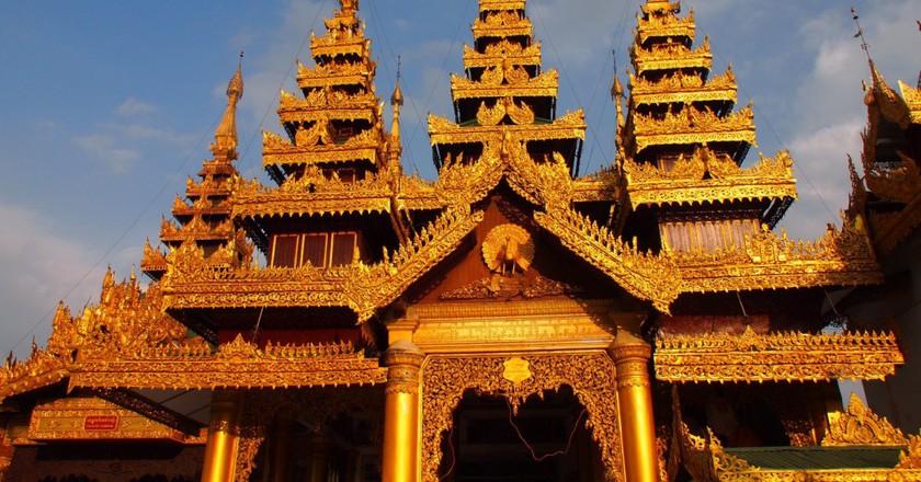 Shwedagon Pagoda, Yangon | © Paul Arps/Flickr