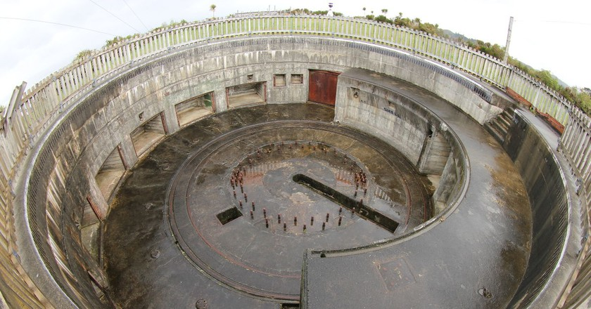Wrights Hill Fortress Gun Emplacement | © Jaydenm/Wikimedia Commons