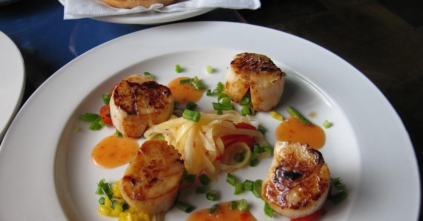 Scallops | © Miheco/Flickr