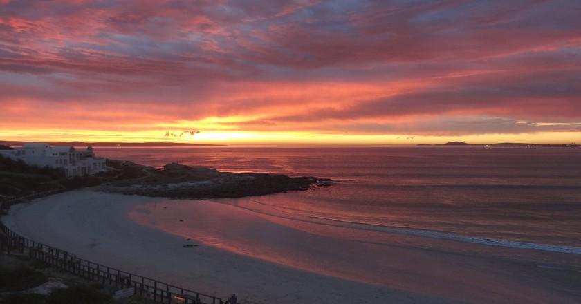 Sunset at Paradise Beach, Langebaan   © Werner Bayer/Flickr
