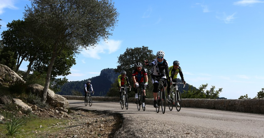 Cycling in Mallorca | © Sport Import/Flickr
