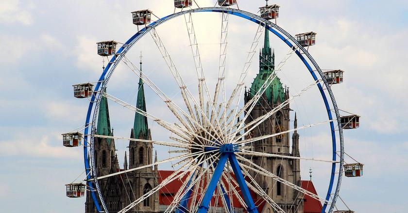 Frühlingsfest in Munich   © spatz_2011 / Flickr