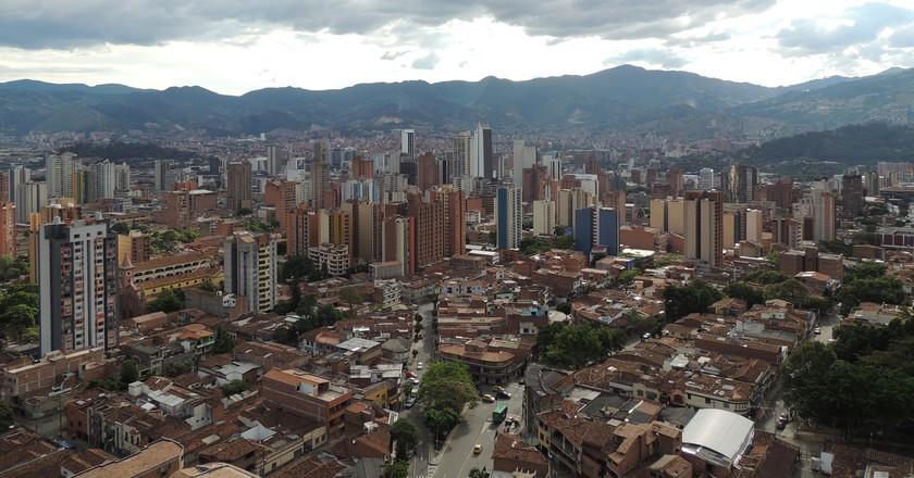 Colombia's Fashion Capital Medellin © Iván Erre Jota / Flickr