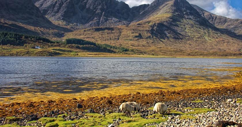Loch Slapin, Skye   © Oliver Clarke/Flickr