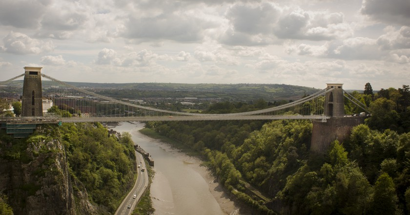 Bristol Suspension Bridge/ ©Robbert Heiligers|Flickr