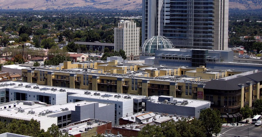 Downtown San Jose, CA |  © Tim Wilson / WikiCommons