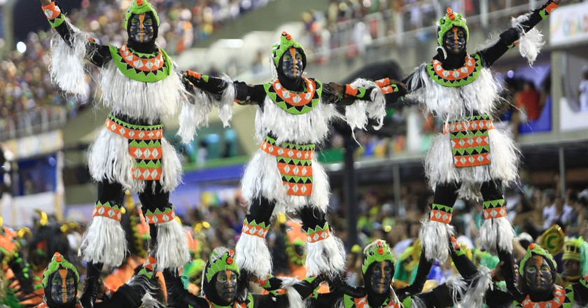 African heritage can be linked to carnival | © Raphael David | Riotur / Flickr