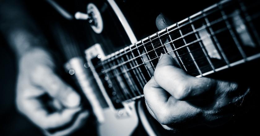 Guitar Player | © Jörg Schreier/Flickr