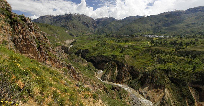 the ultimate trekking guide to the colca canyon peru