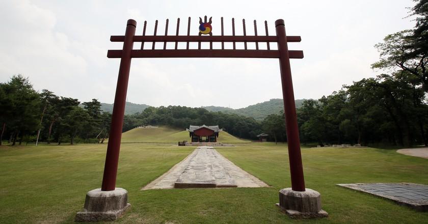 Seooreung Royal Tombs | ©  Republic of Korea / Flickr