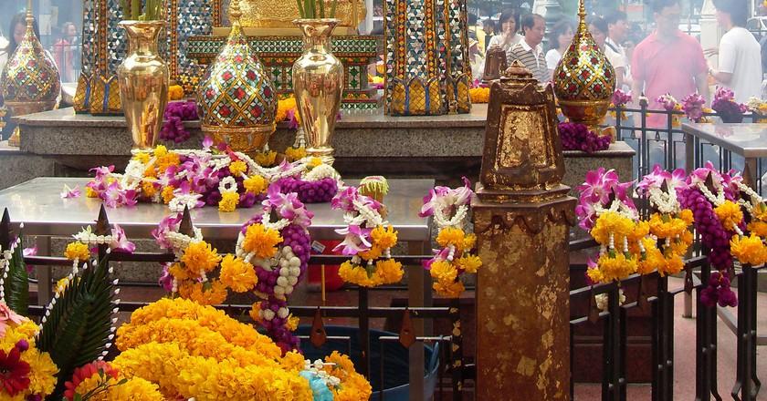Erawan Shrine, Bangkok  | © Genke Kenny Hans / Flickr