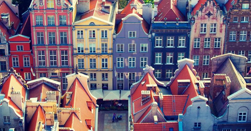 Rooftops | kishgar?/Flickr