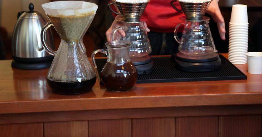 Third Wave Coffee | © Bex Walton / Flickr