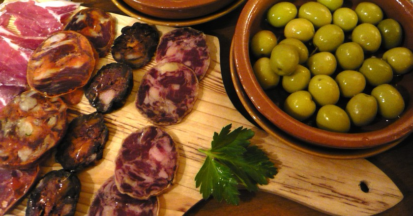 Tapas galore | © Jessica Spengler/Flickr