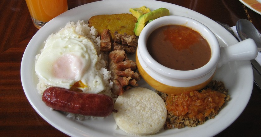 Medium Bandeja Paisa ©  Christian Van Der Henst S. / Flickr