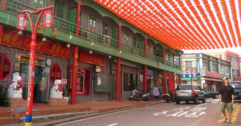 Incheon's Chinatown   © David Woo / Flickr