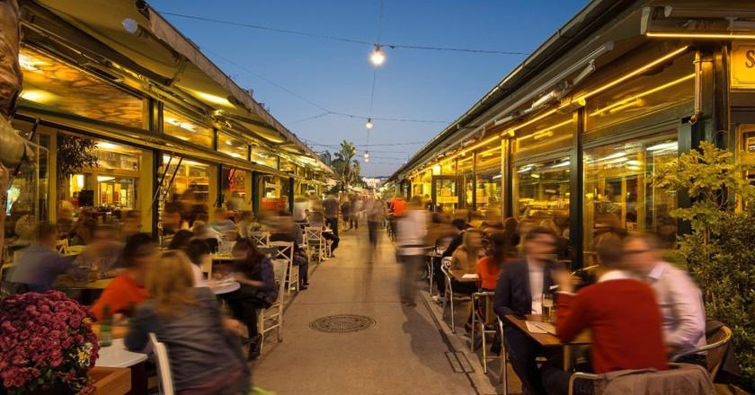 Naschmarkt |  © WienTourismus / Christian Stemper