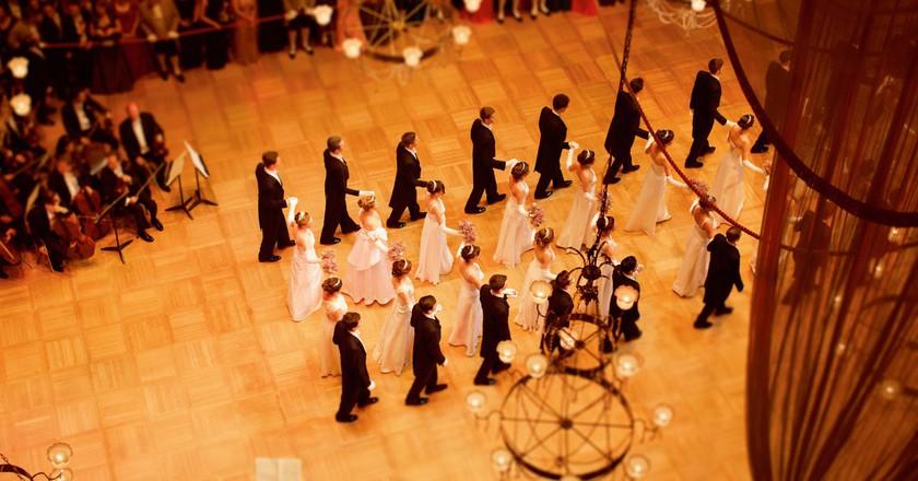 Vienna Opera Ball@ WienTourismus/Peter Rigaud