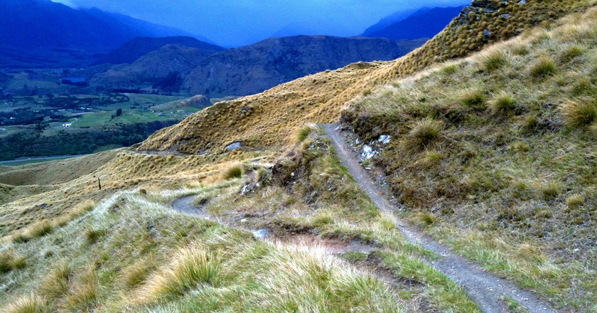 Skippers Canyon Track, Queenstown | © TRAILSOURCE.COM/Flickr