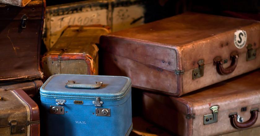 Vintage cases I © Drew Coffman/Flickr