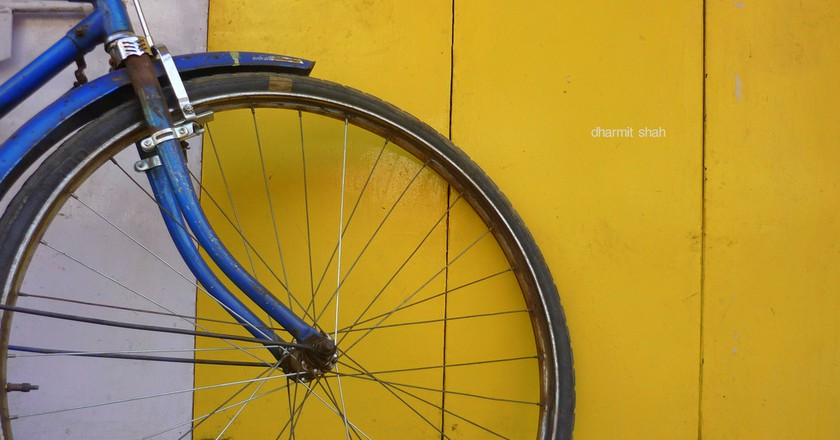 Hit the road on two wheels | © dharmit shah/Flickr
