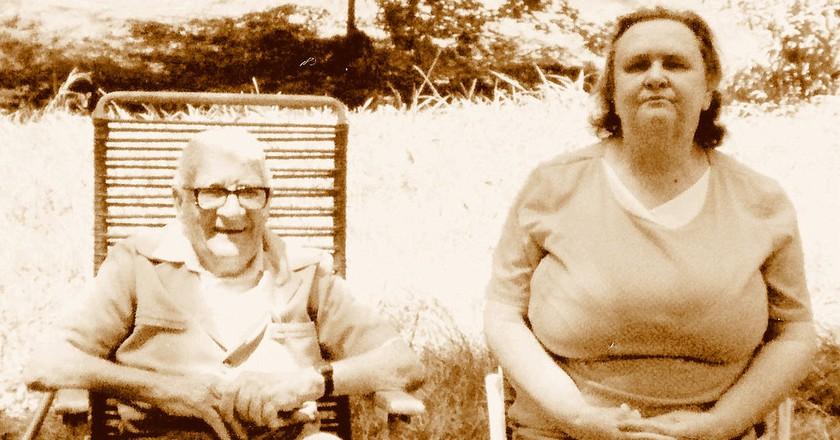 Old Couple   ©  Jan Tik