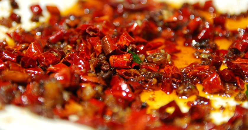 Sichuan Chilies | © Alpha/Flickr
