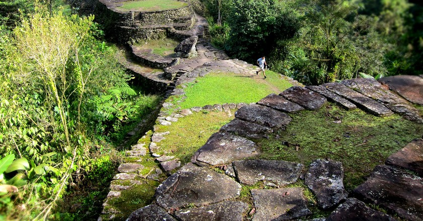 Lost City Colombia | © Andrew Hyde/Flickr