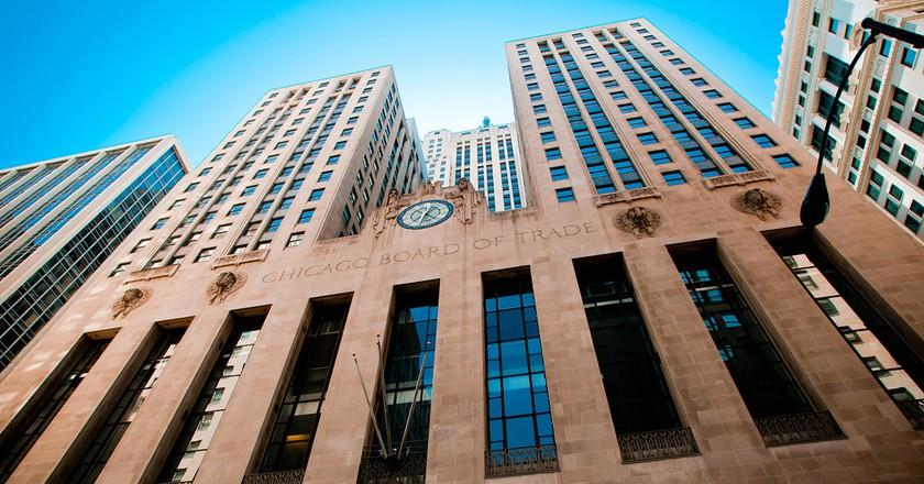 Chicago Board of Trade Building | © Brian Lauer/Flickr