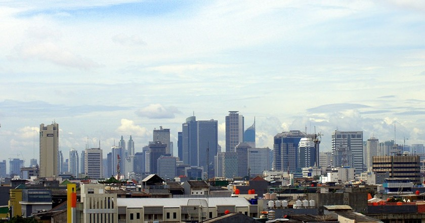 Jakarta, Indonesia | © Stenly Lam / Flickr