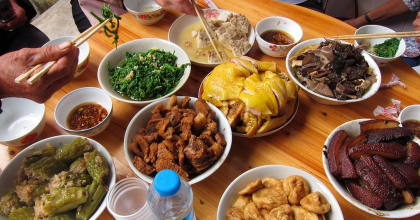 Hakka cuisine | © Yun Huang Yong/Flickr</a>