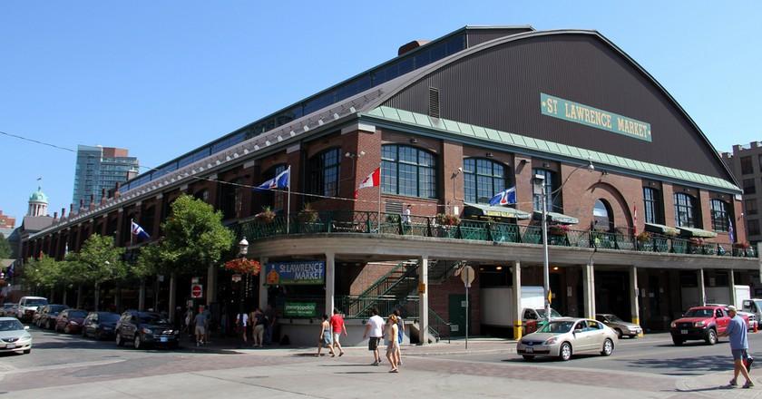 St Lawrence Market, Toronto