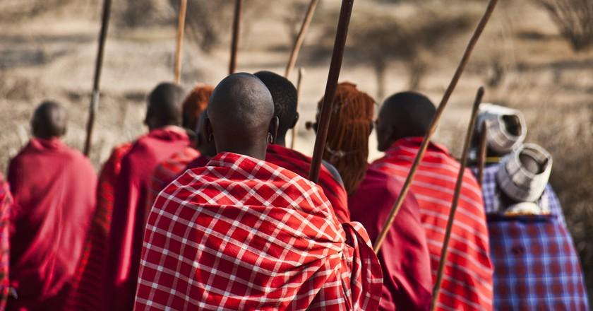 Maasai | © Anita Ritenour
