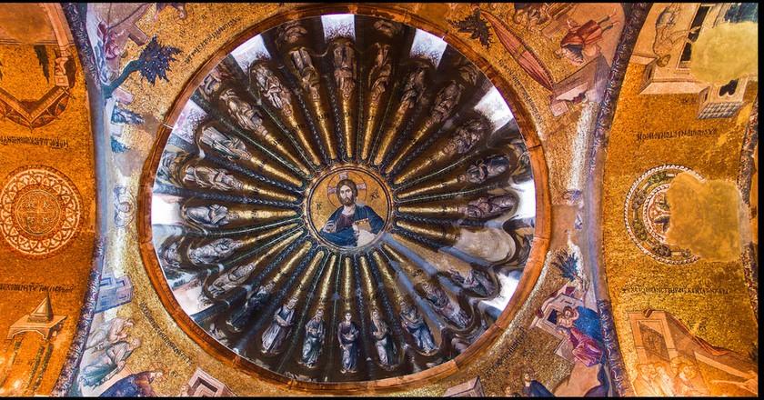 Chora Church | © Guillén Pérez / Flickr