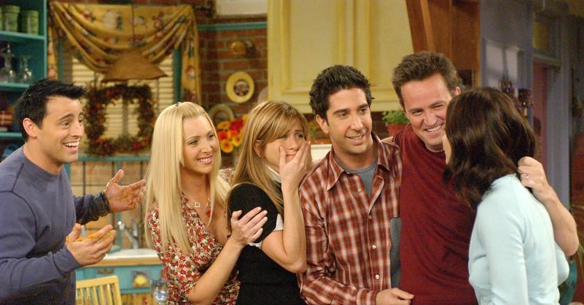 Friends   © Warner Bros. Televisions