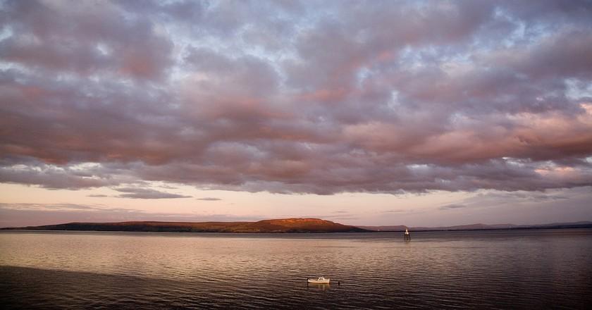 Lough Foyle | © Greg Clarke/ Flickr