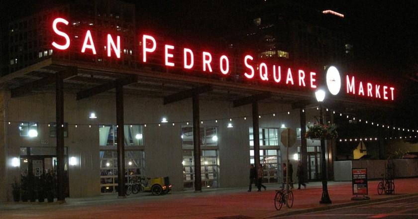 San Pedro Square Market |  © matt_bruensteiner / Flickr