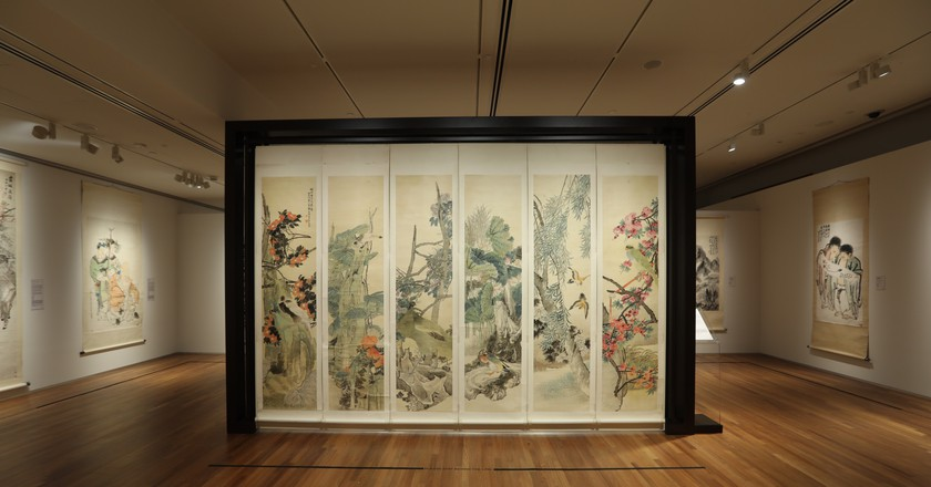 Rediscovering Treasures:Ink Art from the Xiu Hai Lou Collection | Courtesy of National Gallery Singapore