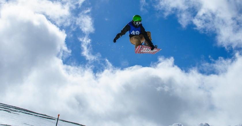 Highlander Freestyle, Cairngorm | © Robin McConnell/Flickr