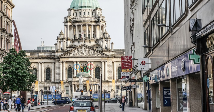 Belfast is set for an exciting Easter | © William Murphy / Flickr
