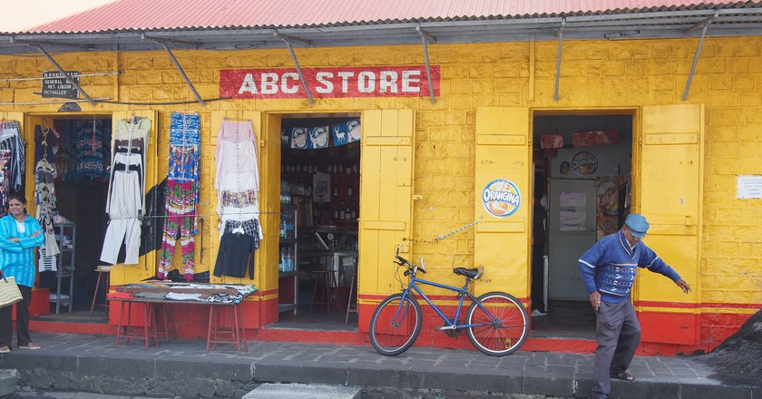 Biker's break in Mauritius|© Maman Voyage/FlickR