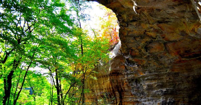 Starved Rock State Park | © Tom/Flickr