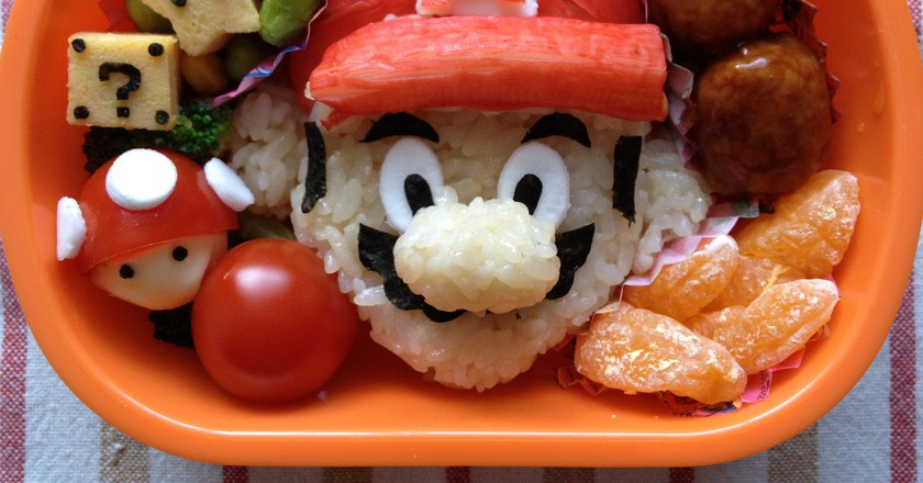 it's me Mario! | © MIKI Yoshihito / Flickr