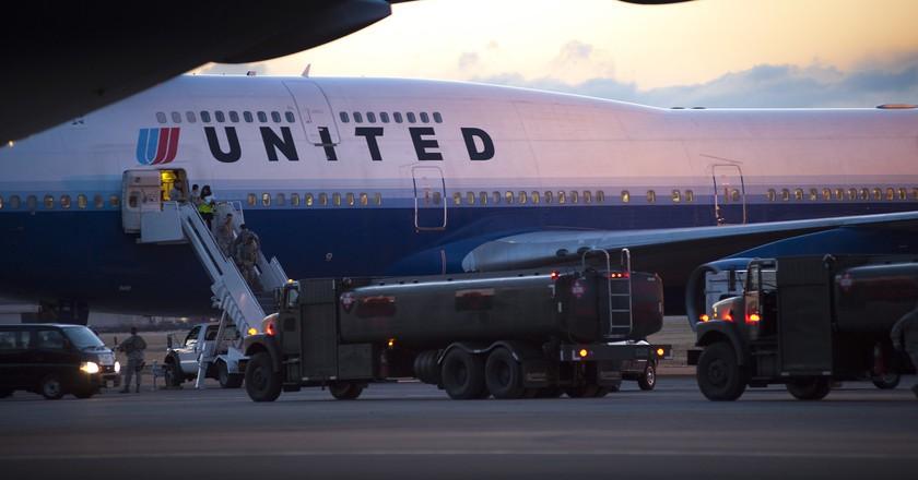 United Airlines│© Skeeze/Pixabay